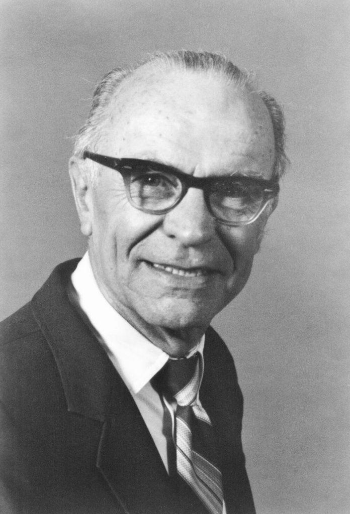 George Cowan, a nemzetközi Wycliffe szervezet első elnöke