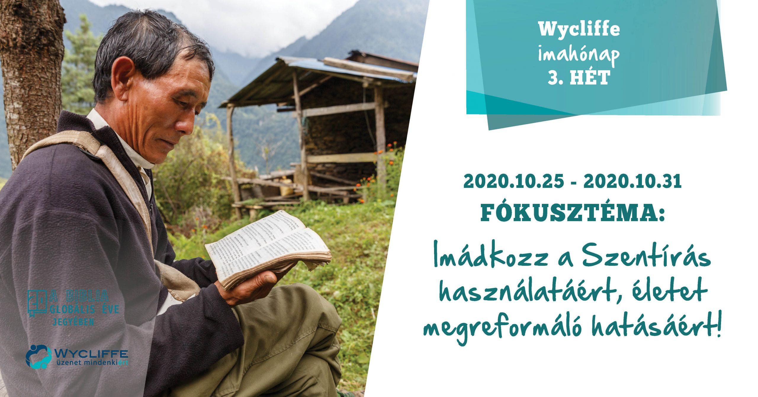 Wycliffe imahónap2020_3. Fókusztéma_web